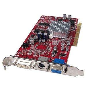 ATi Radeon 9200 128MB DDR AGP Video Card W TV Out
