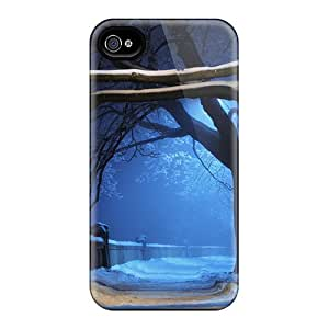 Hot YocAAt5173 Case Cover Protector For Iphone 4/4s- Reaching
