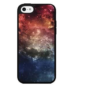 Colorful Nebula Galaxy Hard Snap on Phone Case (ipod touch4)