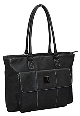 Kenneth Cole Reaction Casual Fling Ladies Tote Laptop Tote