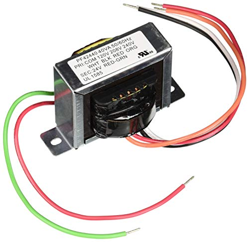 - Packard Control Transformer Class Ii Foot Mount, 40V/24V