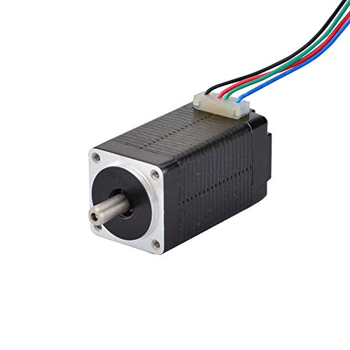 Micro Step Motor Nema 8 Bipolar Stepper Motor 0.6A 5.7oz.in/4Ncm DIY Robot by STEPPERONLINE