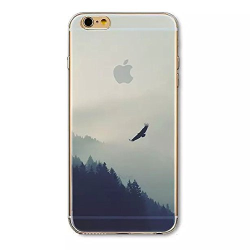 Iphone 6 Case  Boomy   Beautiful Scenery Series Design Transparent Acrylic Pc Back And Tpu Edges Hybrid Protective Case Cover For Iphone 6 4 7 Inch  Beautiful Dream Scenery Pattern   Color 3