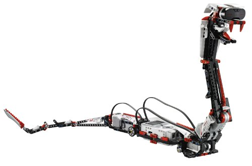 41y0QBF1y2L - LEGO MINDSTORMS EV3 31313 Robot Kit with Remote Control for Kids, Educational STEM Toy for Programming and Learning How to Code (601 pieces)