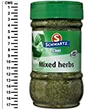 Schwartz for Chef Mixed Herbs (1 x 100g) - CATERING HERBS