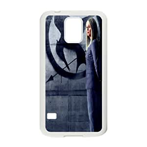 DIY Stylish Printing The Hunger Games Mockingjay Cover Custom Case For Samsung Galaxy S5 MK1F502865