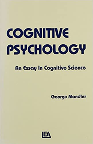 Amazoncom Cognitive Psychology An Essay In Cognitive Science  Cognitive Psychology An Essay In Cognitive Science St Edition