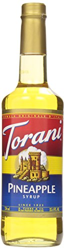 Torani Pineapple Syrup 750mL