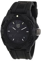 Luminox Men's A.0201.BO  Black Carbon-Reinforced Watch