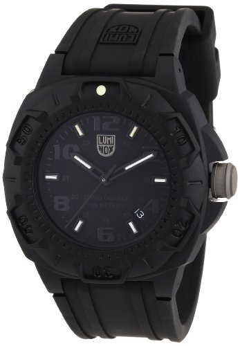 Luminox Mens A.0201.BO  Black Carbon-Reinforced Watch