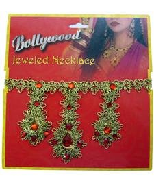 [Rubie's Costume Necklace] (Bollywood Dress Up Costumes)