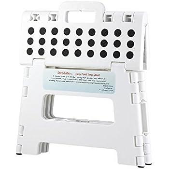 Amazon Com Folding Step Stool The Lightweight Step