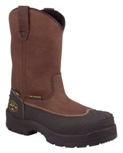 Oliver Footwear 65393/6 10-Inch Pull on Riggers Boots, Si...