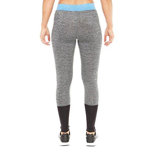SMILODOX - Pantalón deportivo - para mujer gris/azul