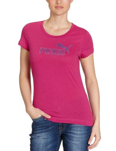 Rosa Puma De festival Para Fuchsia Camiseta Running Mujer xwaq7zg