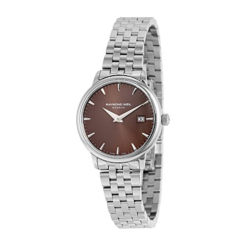 raymond-weil-toccata-brown-dial-stainless-steel-ladies-watch-5988-st-70001