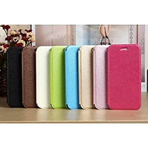 iPhone 6 Plus compatible Solid Color Case with Kickstand , Rose