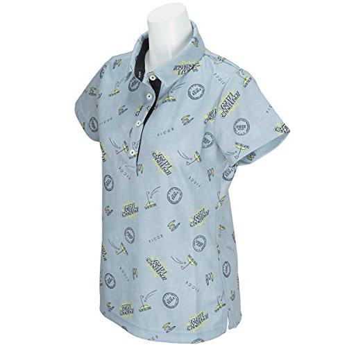 フィッチェゴルフ FICCE GOLF 半袖シャツ?ポロシャツ 半袖ポロシャツ 272313 レディス