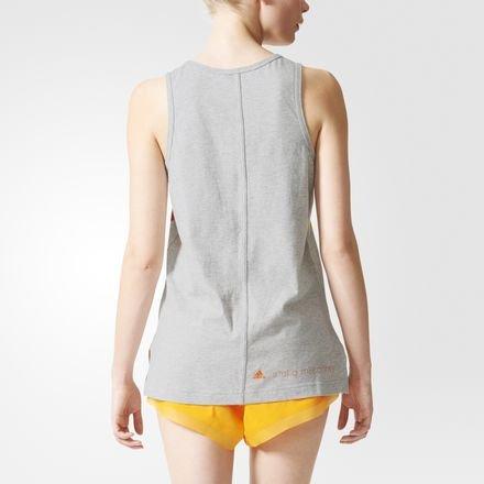 adidas - T-shirts et polos - Debardeur Essentials Blossom - Pearl Grey Htr - XS