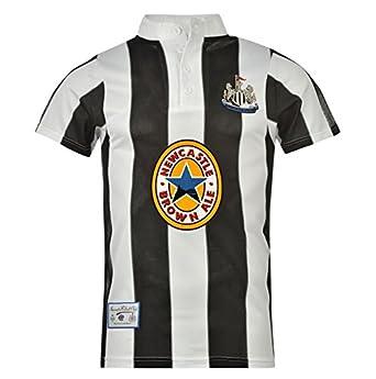 Newcastle United FC - Camiseta de la Primera equipación Temporada ...