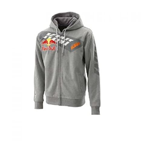 Original KTM KINI de RB Zip Hoodie Grey Talla XL: Amazon.es: Coche y moto