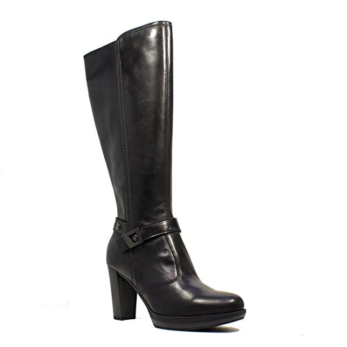 Nero Giardini High Heel Women Black Boot A616404D 100 collection hiver nouvelle automne 2016 2017