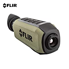 The FLIR Scion OTM captures clear thermal imaging and leverages a refined user interface to quickly detect objects of interest in complete darkness and through glaring light or haze. Built around FLIR's powerful Boson core, the Scion OTM prod...