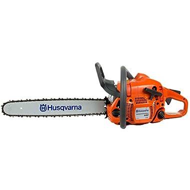 Husqvarna 440 18  40.9cc 2.4hp 2 Cycle Gas Powered Chain Saw Tree Chainsaw