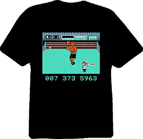 Mike Tyson's Punch Out NES Game T Shirt