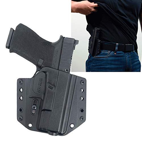 Bravo Concealment: Glock 19 19X 23 32, Glock 45, OWB Gun Holster