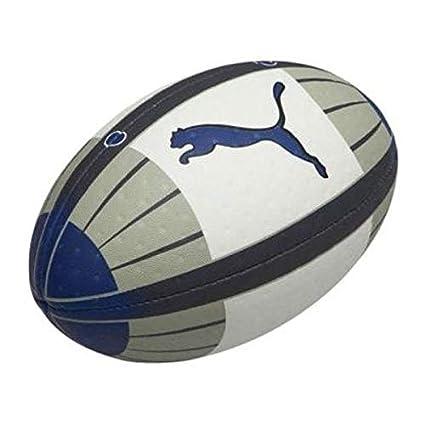 Puma V3. 08Rugby Match-Balón de Rugby, color Blanco - blanco ...