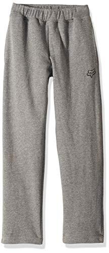 Fox Sweatpants (Fox Boys' Big Youth SWISHA Fleece Sweatpant, Heather Graphite YL)