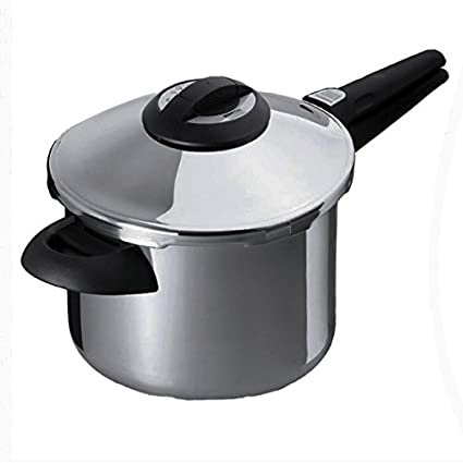 Kuhn Rikon Duromatic Top Model #3918 Energy Efficient Pressure Cooker (7-Quart)