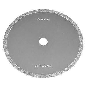 Diamond Cut Off Wheel 1A1R 100grit (Electroplated)
