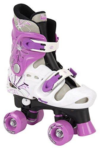 Osprey Girls Quad Skates purple
