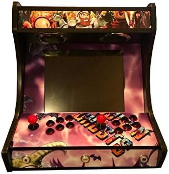 Arcade BARTOP Retro máquina recreativa -Tamaño Real- Vinilo de Ghost & Goblins