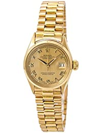 Datejust Swiss-Automatic Female Watch 6516 (Certified Pre-Owned)