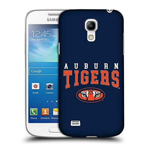 Official Auburn University AU Auburn Tigers Hard Back Case Compatible for Samsung Galaxy S4 Mini I9190 (Samsung S4 Auburn Case)