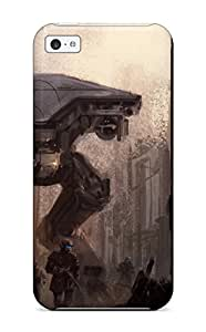 New Style Iphone Cover Case - Command And Conquer Protective Case Compatibel With Iphone 5c 2587113K90732072
