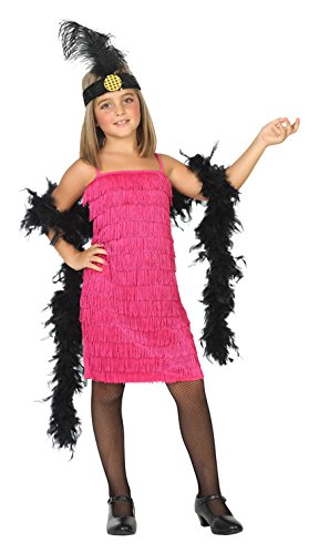 Atosa-39387 Disfraz Charleston, Color Rosa, 5 A 6 Años (39387 ...