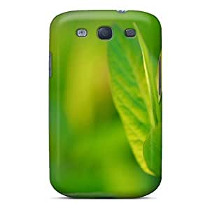 Excellent Galaxy S3 Case Tpu Cover Back Skin Protector Plant One Green Desktop And P Os Free S