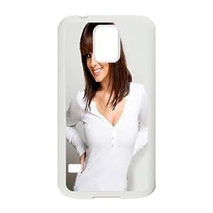 Samsung Galaxy S5 Cell Phone Case White Cute Cheryl Cole T7H9SE
