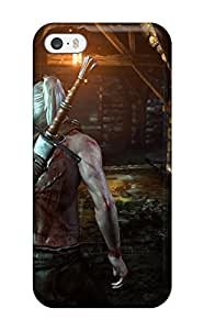 GrayAnnys Fashion Protective The Witcher Case Cover For Iphone 5/5s
