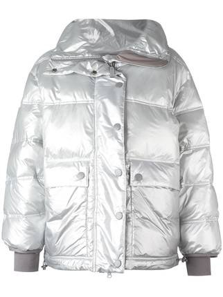 d40cb452b Amazon.com: Adidas By Stella McCartney Women's Puffer Jacket AX6917 ...