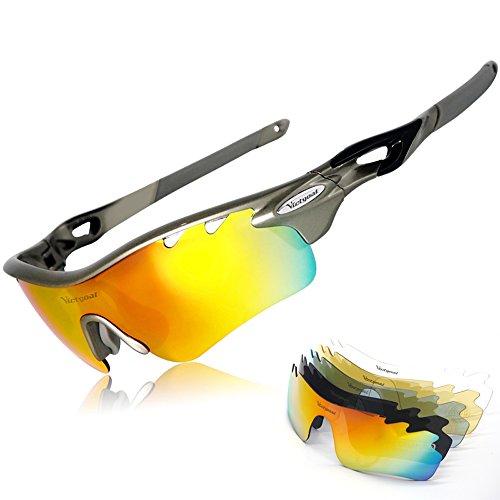 Slip Interchangeable Lens Sunglasses - 4