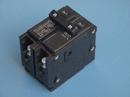 BR225 25 Amp Plug On Circuit Breaker by Cutler-Hammer [並行輸入品]  B018A1KKUA