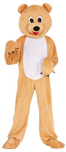 Forum Novelties Child's Honey Bear Mascot Costume ()