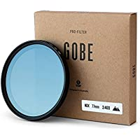 Gobe NDX 77mm Variable Neutral Density Lens Filter