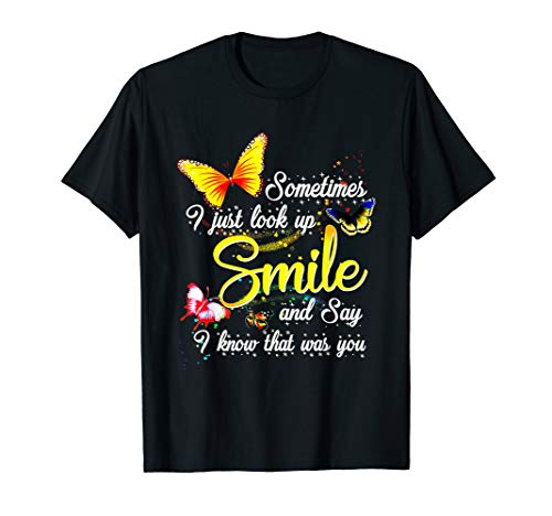 I Know That Was You - Butterfly T Shirt