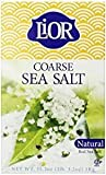 Lior Coarse Sea Salt Natural Red Sea Salt 35.2 Oz. KFP Pack Of 6
